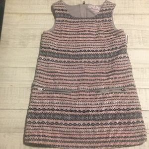 Girls genuine kids osh kosh tweed dress